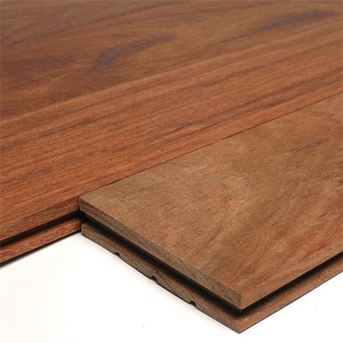 Unfinished Solid Hardwood Cumaru Brazilian Teak