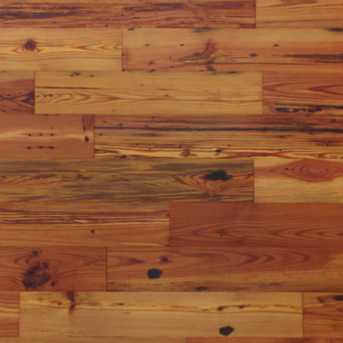 Manhattan Collection Heart Pine Natural