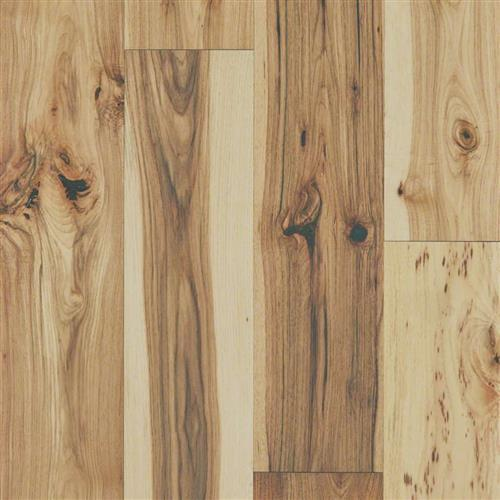 Wrightwood Hardwood Natural Hickory 02042