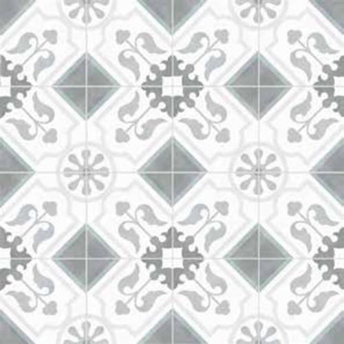 Gallery Encaustic Tile Arrow Chic