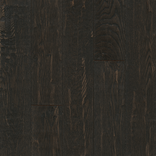 American Scrape Hardwood - Solid Black Mountains 325