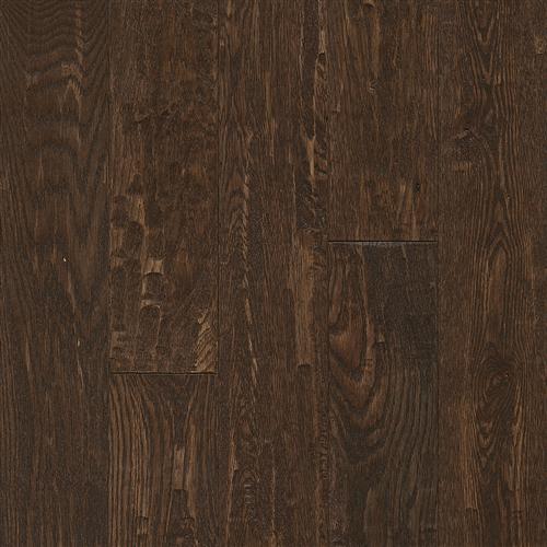 American Scrape Hardwood - Solid Brown Saddle 325