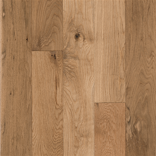 American Scrape Hardwood - Solid Natural 5