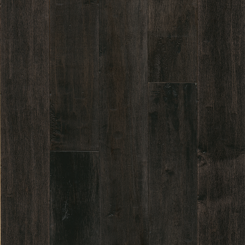 American Scrape Hardwood - Solid Dark Lava 5
