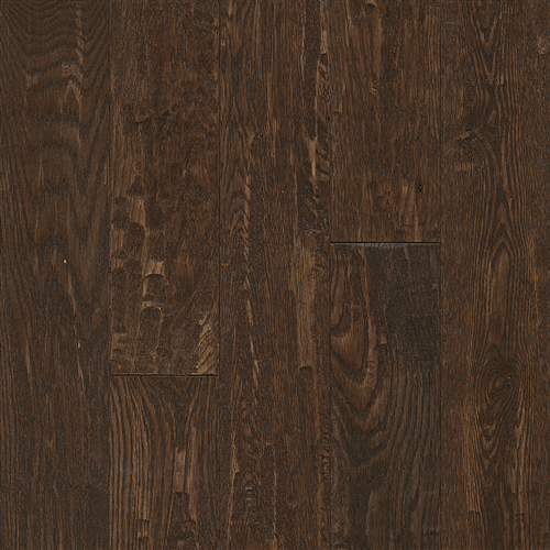 American Scrape Hardwood - Solid Brown Saddle 5