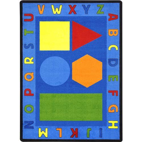 Kid Essentials - Alphabet Shapes-95