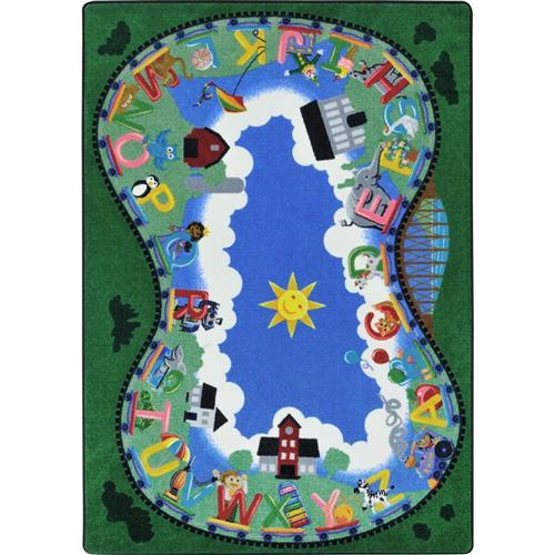 Kid Essentials - Alphabet Railway-92
