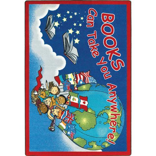 Kid Essentials - Books Can Take You Anywhere-279