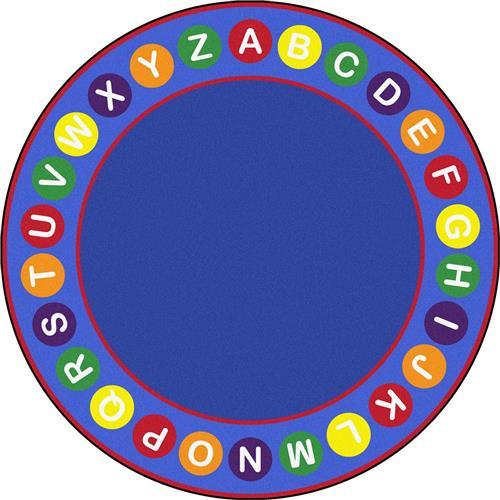 Kid Essentials - Alphabet Spots-106