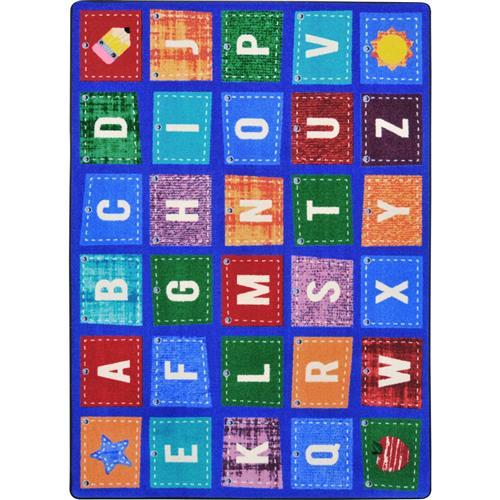 Kid Essentials - Alphabet Upcycle-122