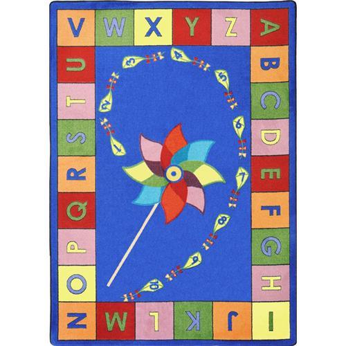 Kid Essentials - Alphabet Pinwheel-80