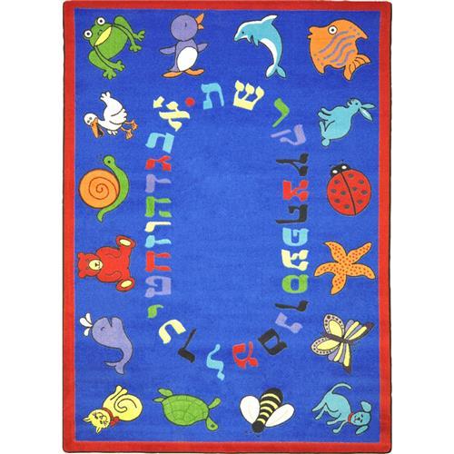 Kid Essentials - ABC Animals Hebrew Alphabet-16