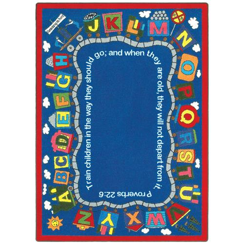 Kid Essentials - Bible Train-224