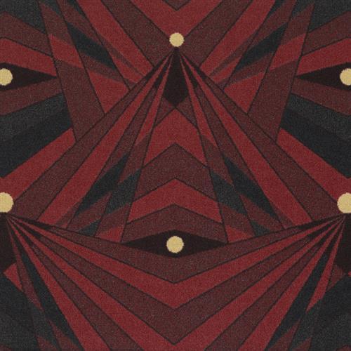 Deco Strobe - 32 Burgundy 02