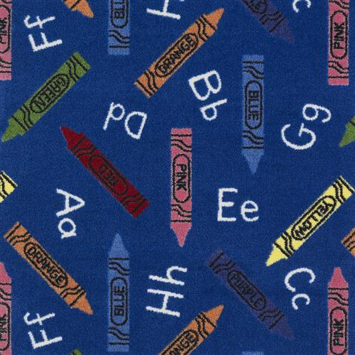 Crayons - 26 Blue 01
