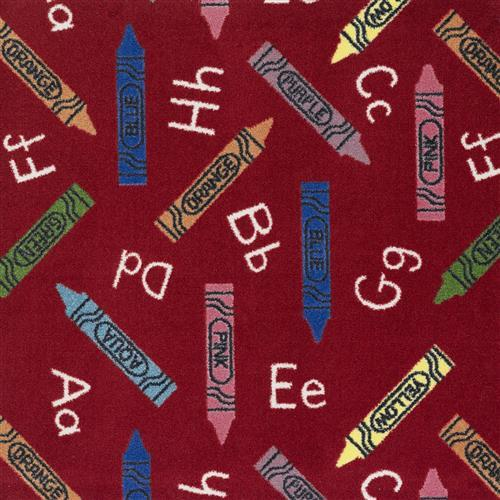 Crayons - 26 Red 03
