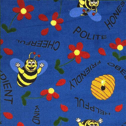 Bee Attitudes - 32 Blue 01