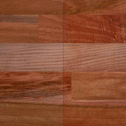 Solid Exotics - Unfinished South American Pearwood