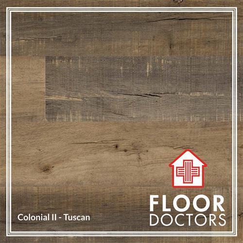 Colonial II Tuscan