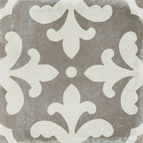 Palazzo Florentina Deco Grey 12X24 Pressed