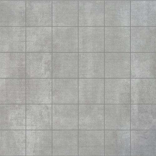Beach Pier Medium Grey 2X2 Mosaic
