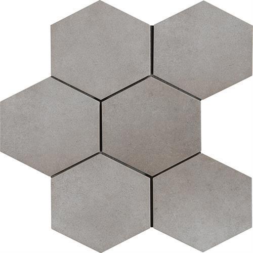 """Polvere (8""""x7"""" Hexagon Decor)"""