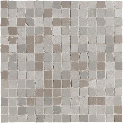 Metaline Steel Metal Mosaic 12X12