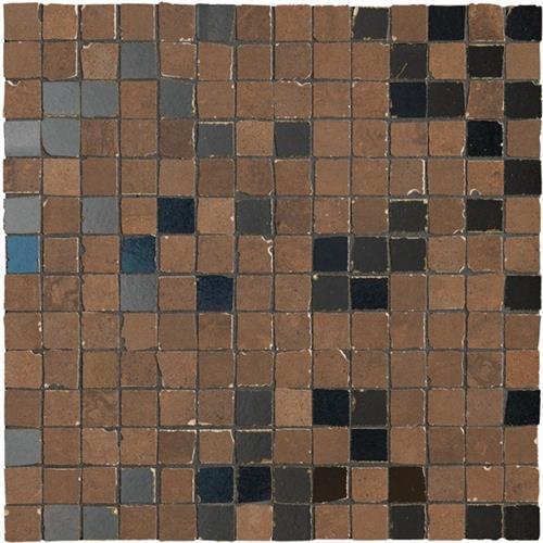 Metaline Corten Metal Mosaic 12X12