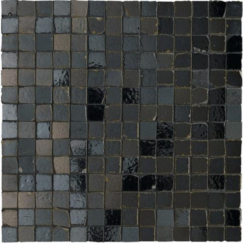 Metaline Iron Metal Mosaic 12X12