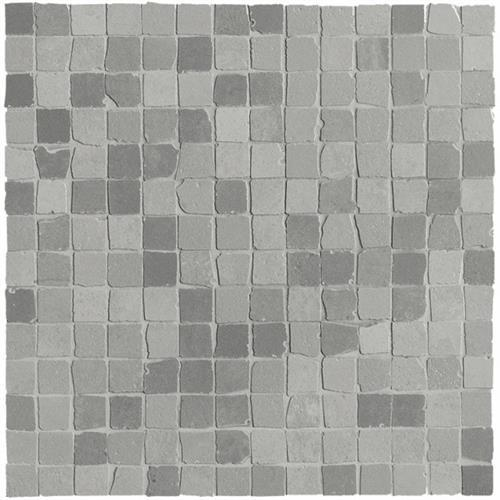 Metaline Zinc Metal Mosaic 12X12