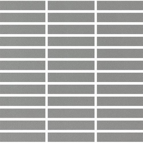 Monocolori Dark Grey 1 X 3 Mosaic Matte/Mat