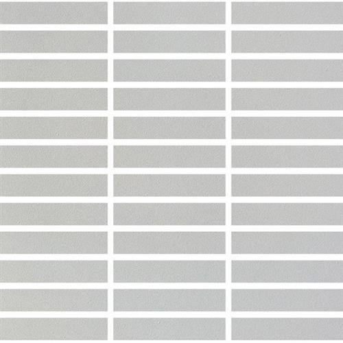 Monocolori Light Grey 1 X 3 Mosaic Matte/Mat
