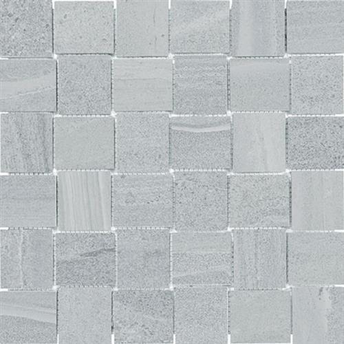 "Ice (2""x2"" Basketweave Mosaic)"