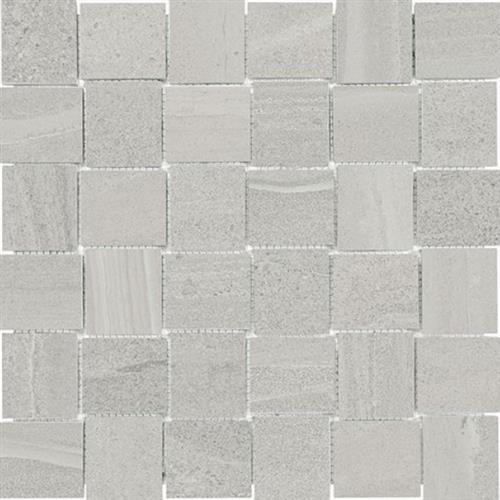"Ash (2""x2"" Basketweave Mosaic)"