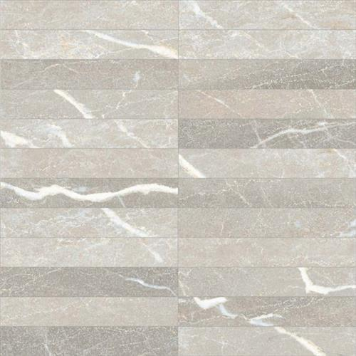 Absolute Marble Emperador 1X6 Mosaic