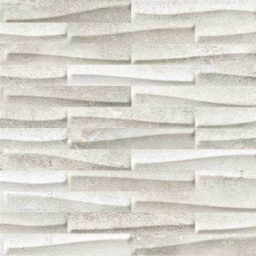 Castlestone White 12X24 Muretto