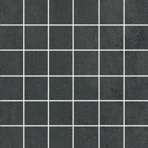 Simply Modern Black 2X2 Mosaic