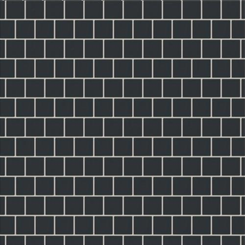 Simply Modern Black 1X1 Mosaic