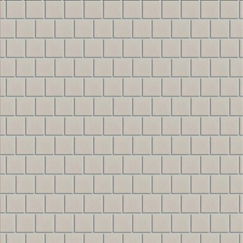 Simply Modern Crme 1X1 Mosaic
