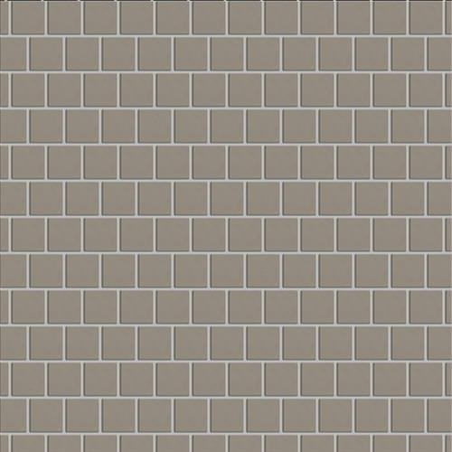 Simply Modern Grey 1X1 Mosaic
