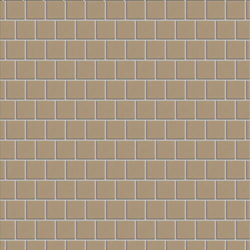 Simply Modern Tan 1X1 Mosaic