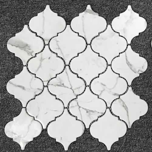 Arabesco Statuario 3X3 Mosaic