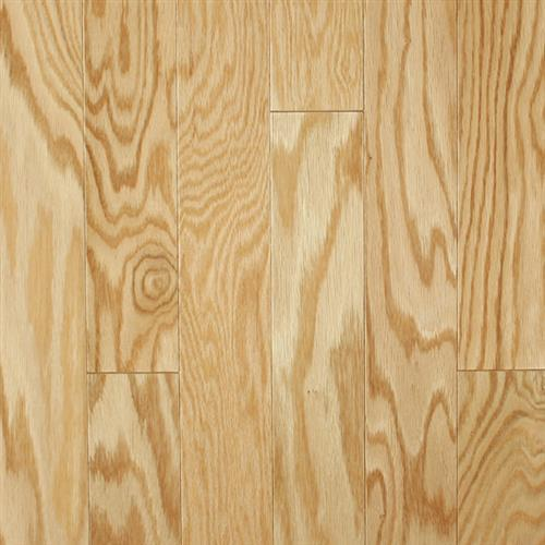 Kendall 3 Red Oak Natural
