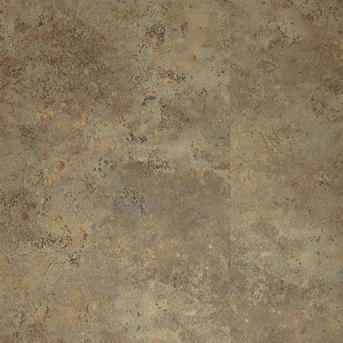 Press Lock Tile Autumn Brown