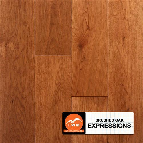 Brushed Oak - Solid Expressions