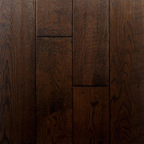 Brushed Oak - Engineered Ebony