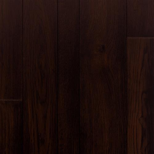 Hand Scraped Oak - Solid Brimstone
