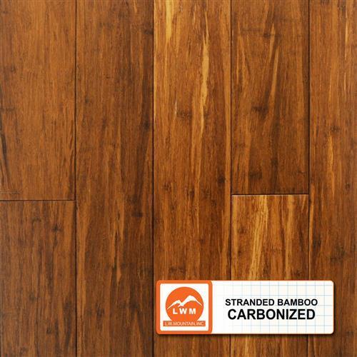 Click Strand Bamboo - Hand-Scraped Carbonized