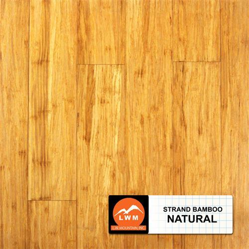 Click Strand Bamboo - Smooth Natural 5