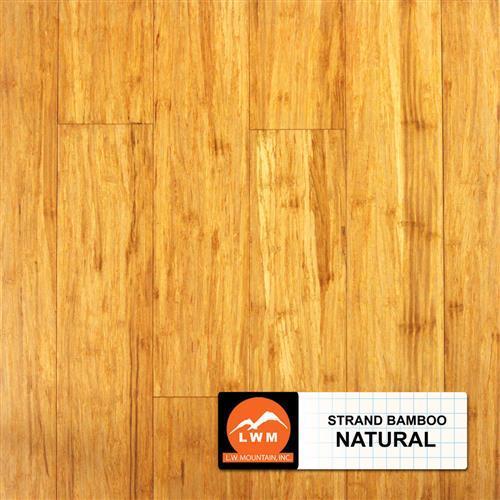 Click Strand Bamboo - Smooth Natural 375